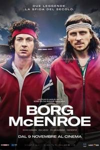copertina film Borg+McEnroe 2017