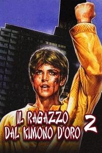 copertina film Il+ragazzo+dal+kimono+d%27oro+2 1988
