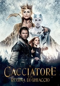 copertina film Il+cacciatore+e+la+regina+di+ghiaccio 2016
