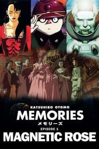 copertina film Memories+-+Magnetic+Rose+%28Episode+1%29 1995