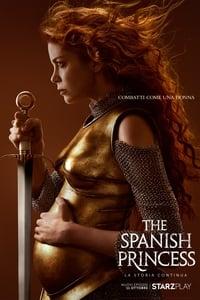 copertina serie tv The+Spanish+Princess 2019