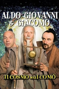 copertina film Il+cosmo+sul+com%C3%B2 2008