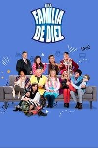 copertina serie tv Una+familia+de+diez 2007