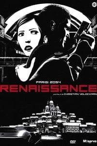 copertina film Renaissance 2006