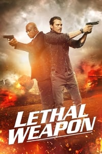 copertina serie tv Lethal+Weapon 2016