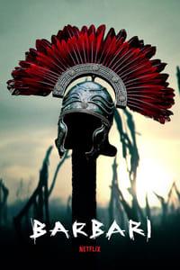 copertina serie tv Barbari 2020