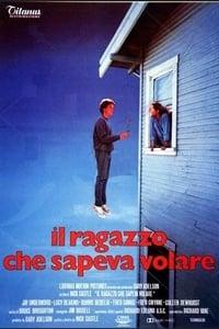copertina film Il+ragazzo+che+sapeva+volare 1986
