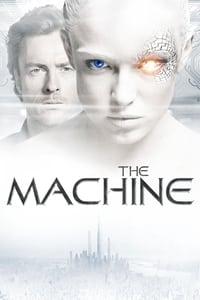copertina film The+Machine 2013