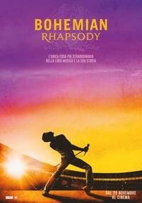 copertina film Bohemian+Rhapsody 2018