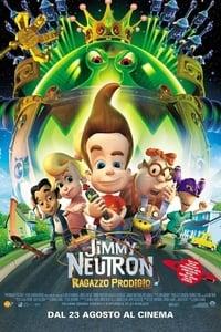 copertina film Jimmy+Neutron%3A+Ragazzo+Prodigio 2001