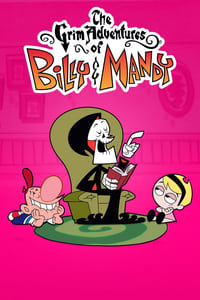 copertina serie tv Le+tenebrose+avventure+di+Billy+e+Mandy 2001