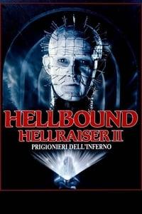 copertina film Hellbound%3A+Hellraiser+II+-+Prigionieri+dell%27inferno 1988