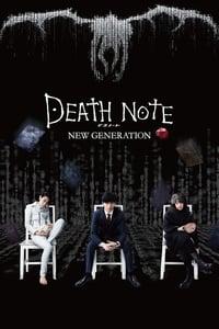 copertina serie tv Death+Note+-+Nuova+Generazione 2016