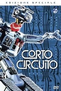 copertina film Corto+circuito 1986