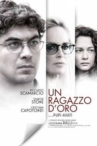 copertina film Un+ragazzo+d%27oro 2014