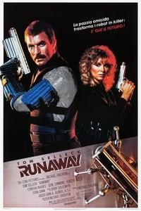 copertina film Runaway 1984