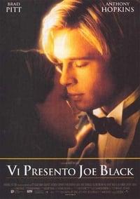copertina film Vi+presento+Joe+Black 1998