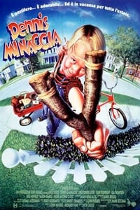 copertina film Dennis+la+minaccia 1993
