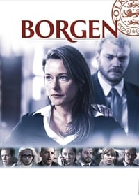 copertina serie tv Borgen 2010