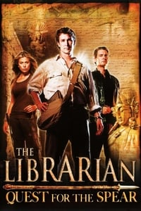 Image The Librarian: Quest for the Spear – Bibliotecarul: Comoara din spatele cărților (2004)