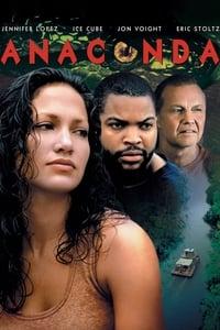 copertina film Anaconda 1997