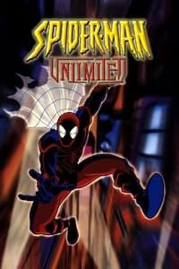 copertina serie tv Spider-Man+Unlimited 1999