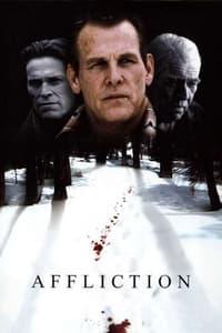 copertina film Affliction 1998