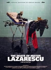 copertina film La+morte+del+signor+Lazarescu 2005