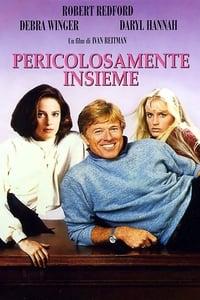 copertina film Pericolosamente+insieme 1986