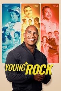 copertina serie tv Young+Rock 2021