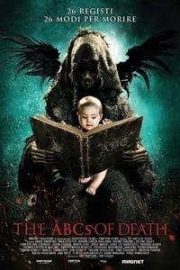 copertina film The+ABCs+of+Death 2013