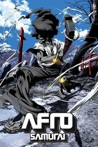 copertina serie tv Afro+Samurai 2007