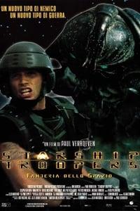 copertina film Starship+Troopers+-+Fanteria+dello+spazio 1997
