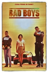 copertina film Bad+Boys 1995
