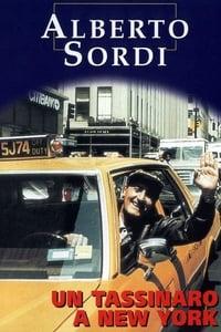 copertina film Un+tassinaro+a+New+York 1987