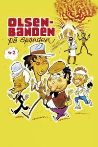 copertina film The+Olsen+Gang+in+a+Fix 1969