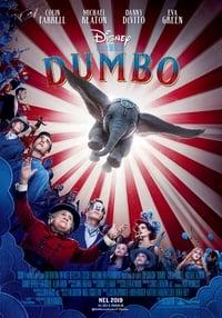 copertina film Dumbo 2019