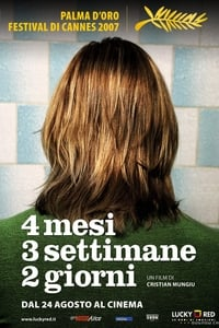 copertina film 4+mesi%2C+3+settimane%2C+2+giorni 2007