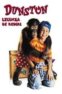 copertina film Dunston+-+Licenza+di+ridere 1996