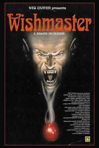 copertina film Wishmaster+-+Il+signore+dei+desideri 1997