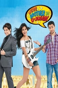 copertina film Mere+Brother+Ki+Dulhan 2011