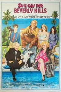 copertina film Su+e+gi%C3%B9+per+Beverly+Hills 1986