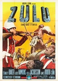 copertina film Zulu 1964