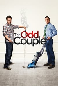 copertina serie tv The+Odd+Couple 2015