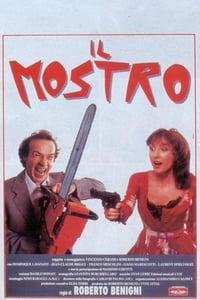 copertina film Il+mostro 1994