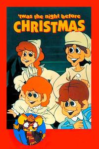 copertina film %27Twas+the+Night+Before+Christmas 1974
