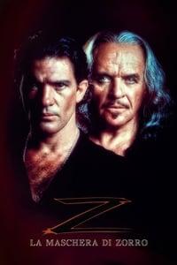 copertina film La+maschera+di+Zorro 1998