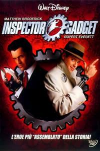 copertina film Inspector+Gadget 1999