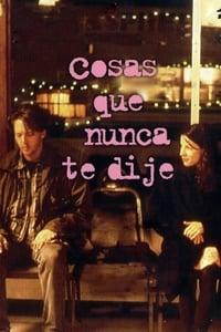 copertina film Le+cose+che+non+ti+ho+mai+detto 1996