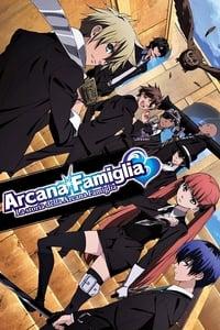 copertina serie tv La+Storia+della+Arcana+Famiglia 2012
